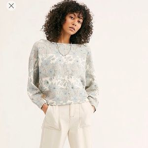Free People Martin Pullover
